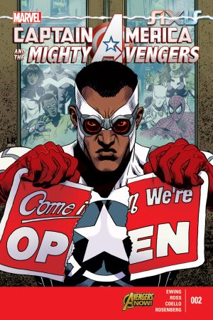 Captain America & the Mighty Avengers #2