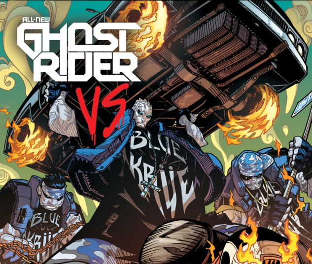 ALL-NEW GHOST RIDER 10 (WITH DIGITAL CODE)