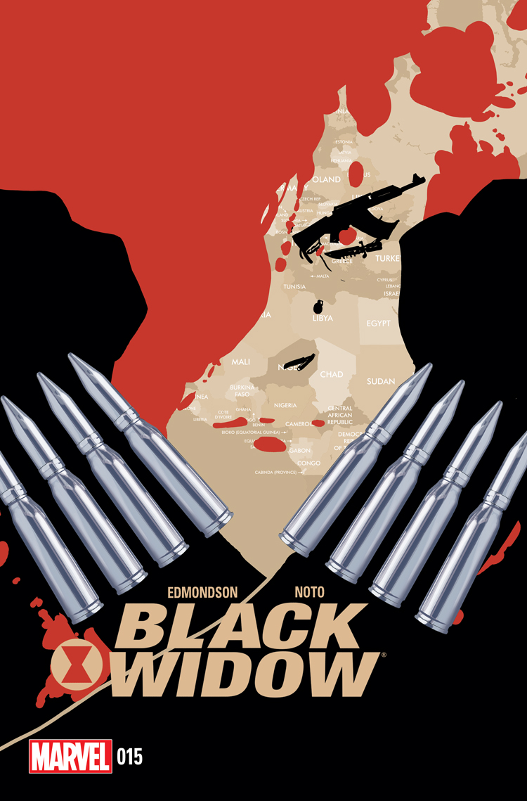 Black Widow (2014) #15