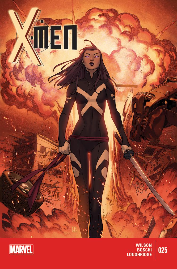 X-Men (2013) #25