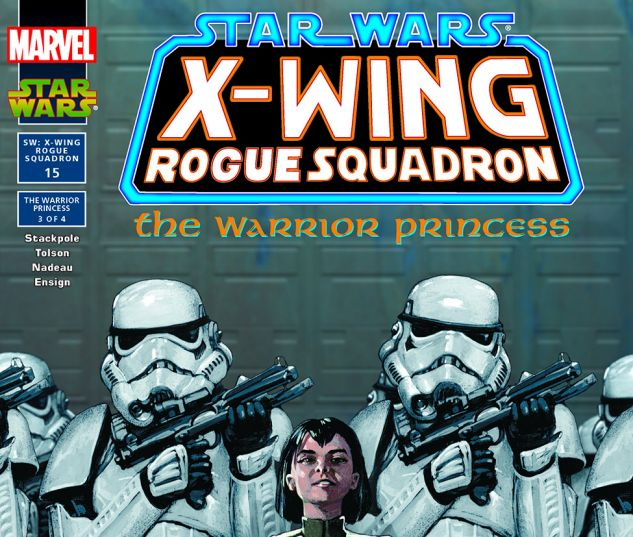 Star Wars: X-Wing Rogue Squadron (1995) #15