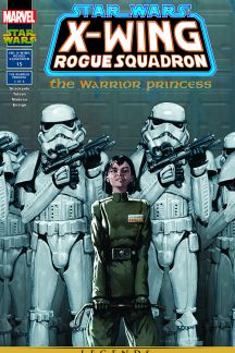 Star Wars: X-Wing Rogue Squadron #15