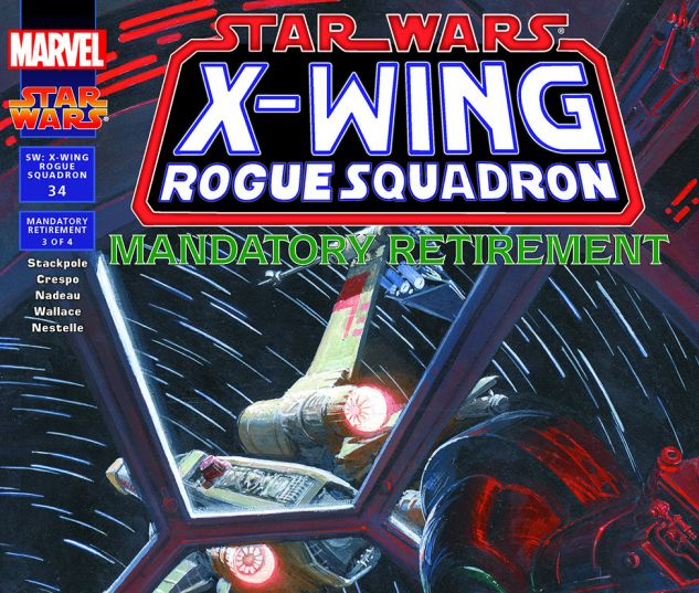 Star Wars: X-Wing Rogue Squadron (1995) #34