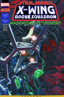 Star Wars: X-Wing Rogue Squadron #34