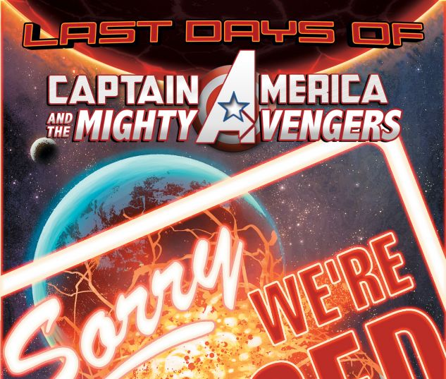 Captain America & the Mighty Avengers (2014) #9