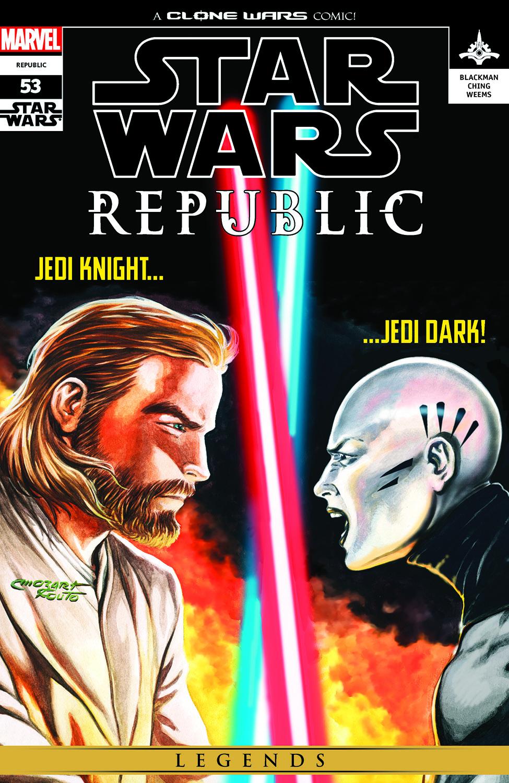 Star Wars: Republic (2002) #53