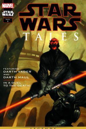 Star Wars Tales (1999) #9
