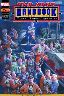 Star Wars Handbook 1: X-Wing Rogue Squadron #1