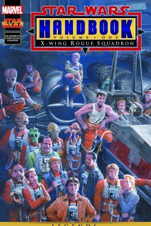 Star Wars Handbook 1: X-Wing Rogue Squadron (1998) #1