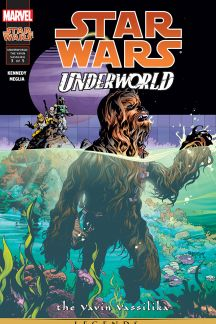 Star Wars: Underworld - The Yavin Vassilika #3