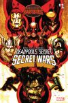 DEADPOOL'S SECRET SECRET WARS 1 (SW, WITH DIGITAL CODE)