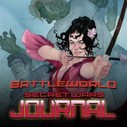 Secret Wars Journal