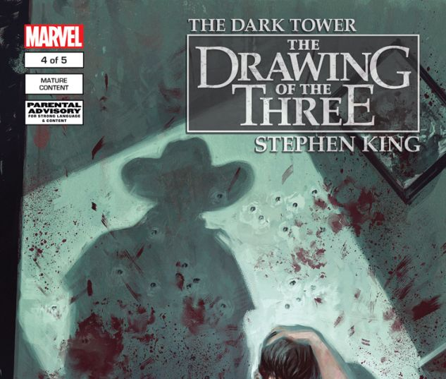 DARK TOWER: THE DRAWING OF THE THREE - HOUSE OF CARDS 4