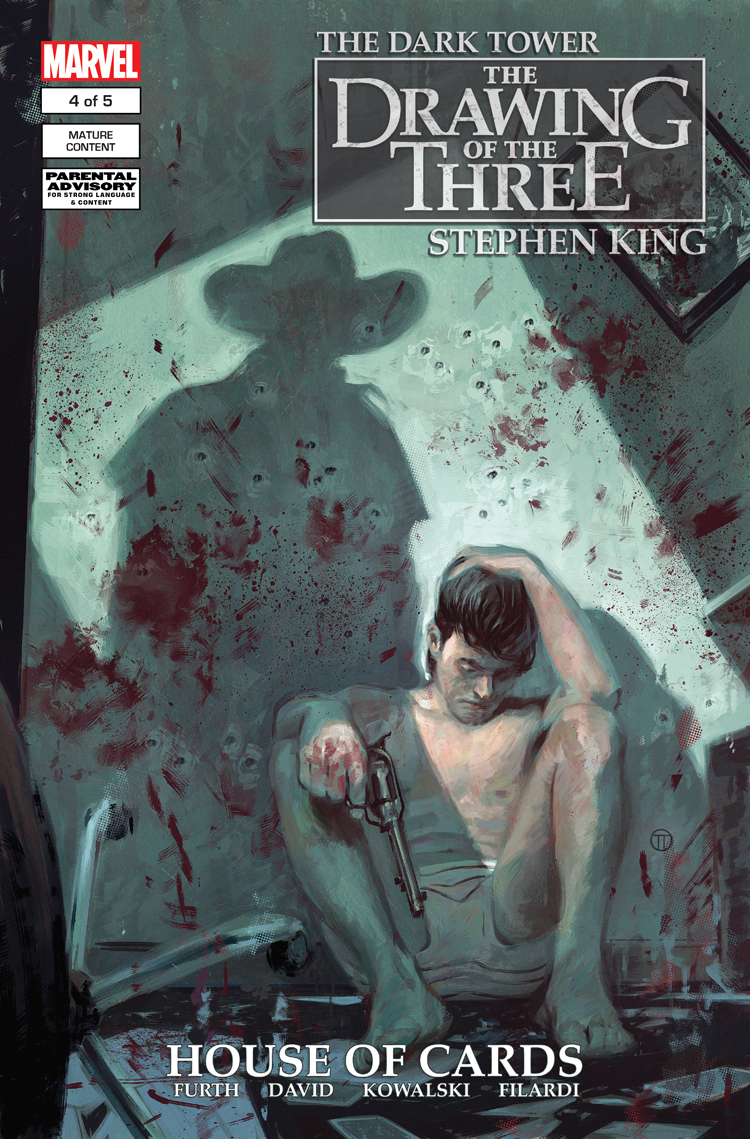 Dark Tower: The Drawing of the Three - House of Cards (2015) #4