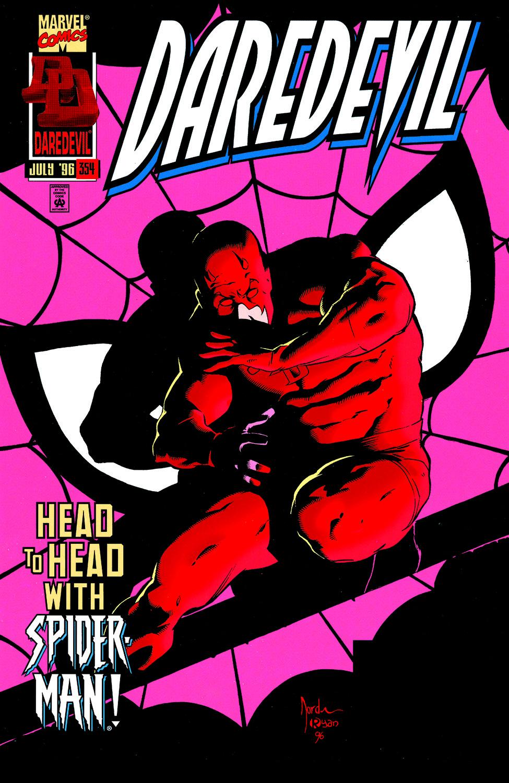 Daredevil (1964) #354
