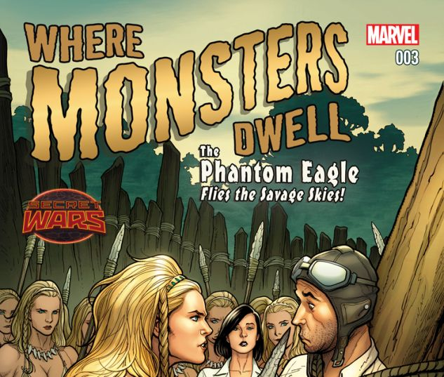 WHERE MONSTERS DWELL 3 (SW, WITH DIGITAL CODE)