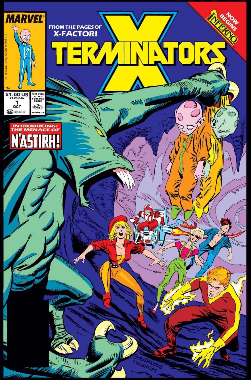 X-Terminators (1988) #1