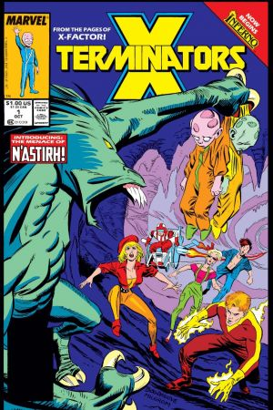 X-Terminators #1