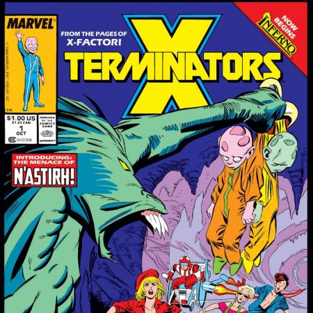 X-Terminators (1988) Series Image
