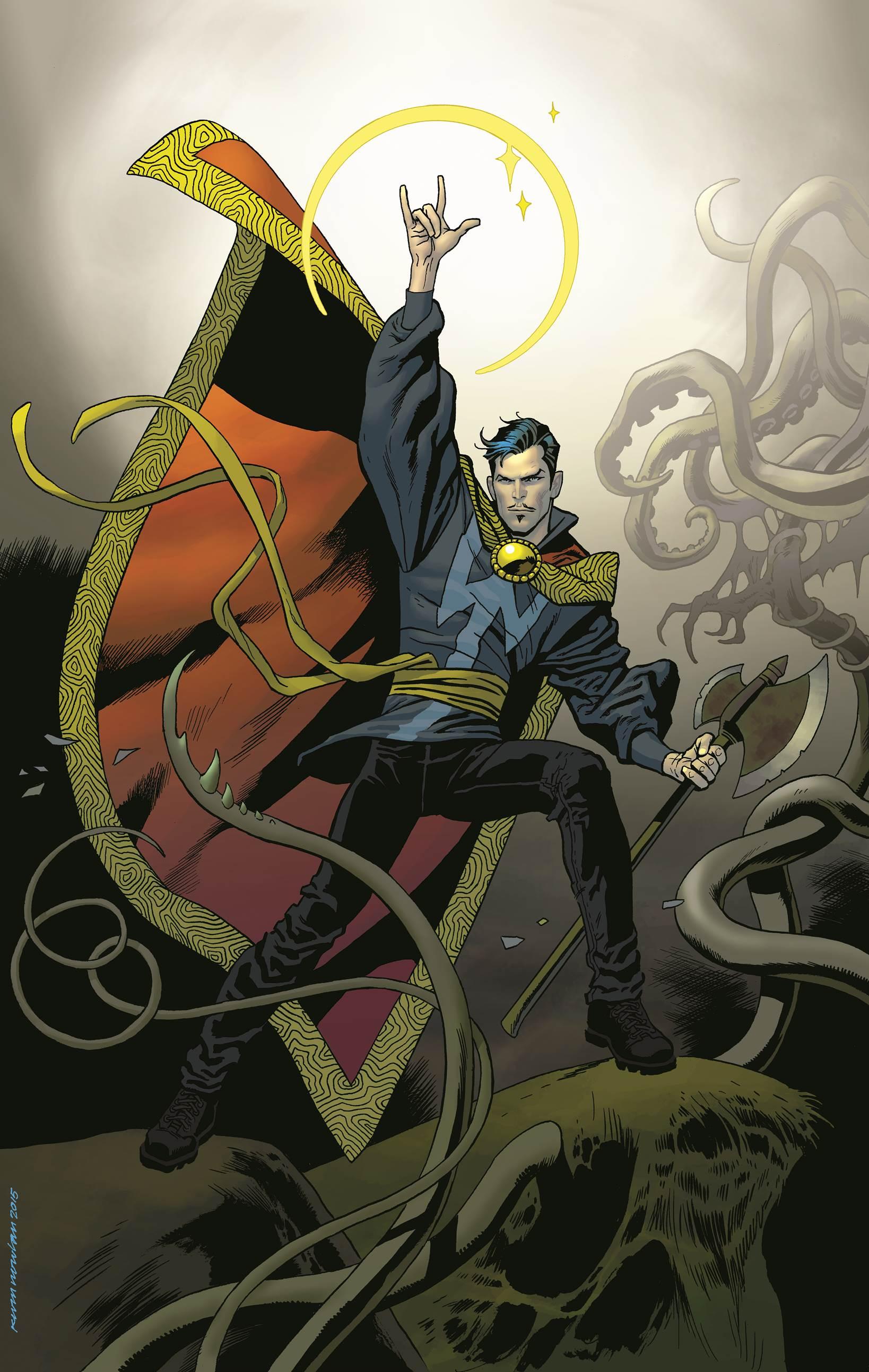 Doctor Strange (2015) #1 (Nowlan Variant)