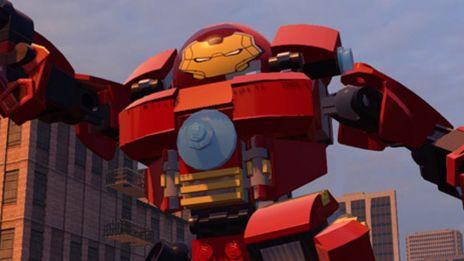 'LEGO Marvel's Avengers' NYCC Trailer