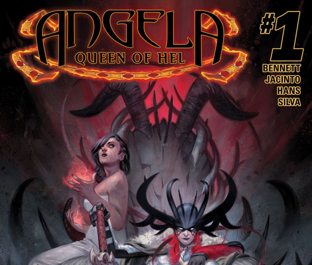 ANGELA: QUEEN OF HEL 1 (WITH DIGITAL CODE)