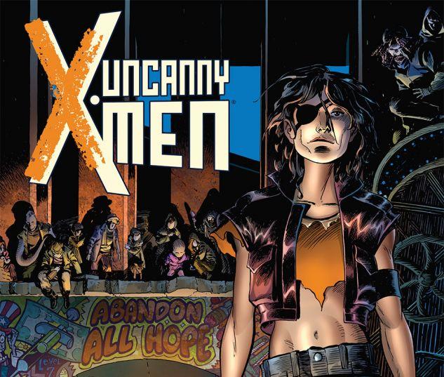UNCANNY X-MEN 600 SMITH VARIANT (WITH DIGITAL CODE)