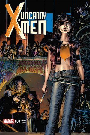 Uncanny X-Men (2013) #600 (Smith Variant)