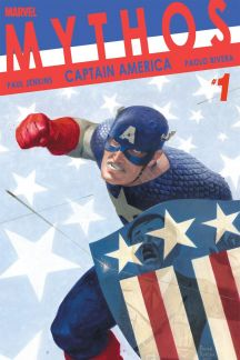 Mythos: Captain America (2008) #1
