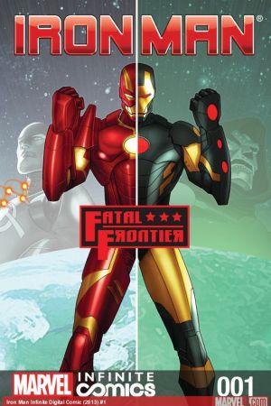 Iron Man: Fatal Frontier Infinite Comic (2013 - Present)