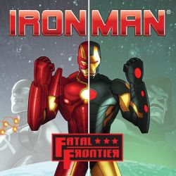 Iron Man: Fatal Frontier Infinite Comic (2013)