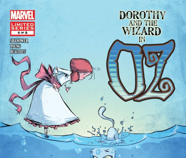 DOROTHY & THE WIZARD IN OZ (2010) #4