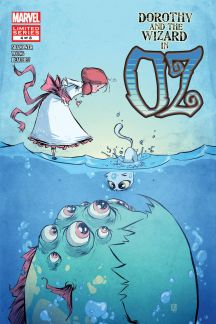 Dorothy & the Wizard in Oz #4