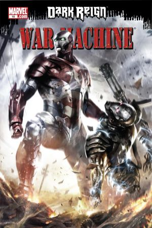 War Machine #10