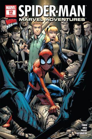 Marvel Adventures Spider-Man (2010) #12