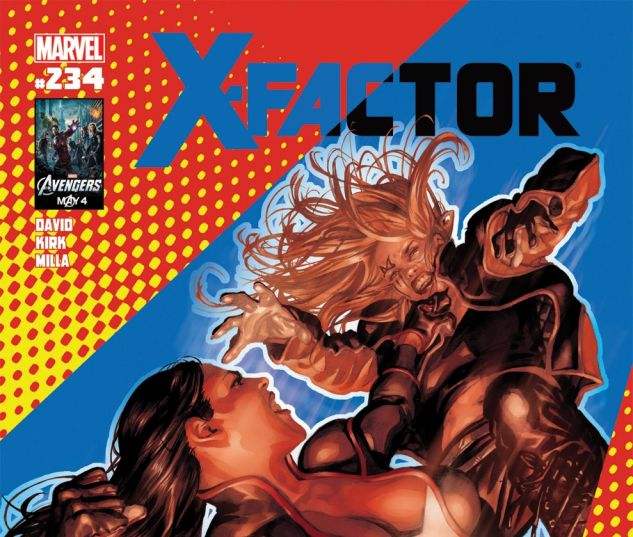 X-FACTOR (2005) #234 Cover
