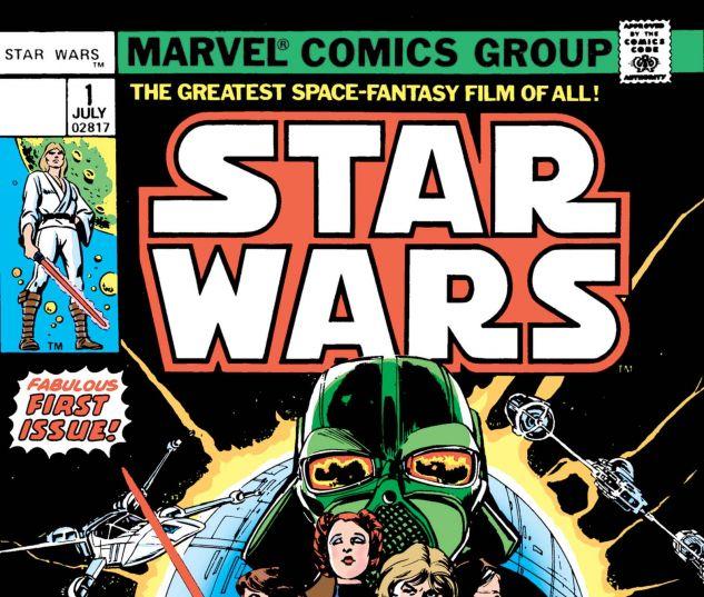 True Believers: Star Wars Covers (2016) #1