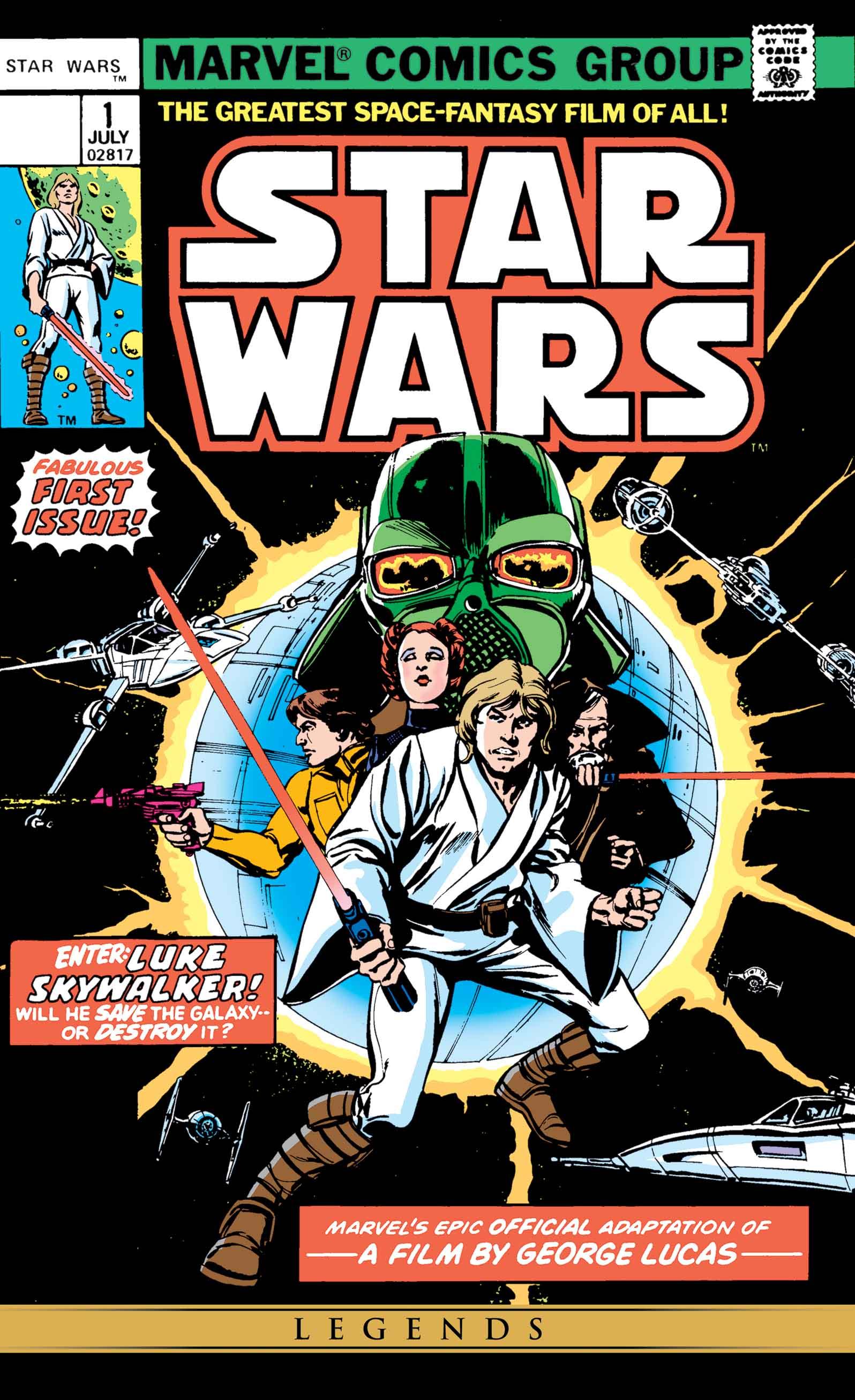 True Believers: Star Wars Classic (2016) #1