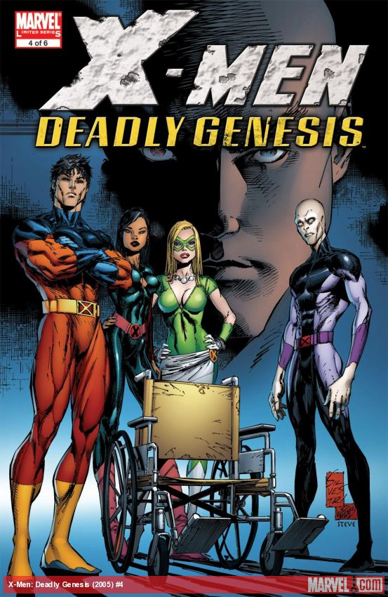 X-Men: Deadly Genesis (2005) #4