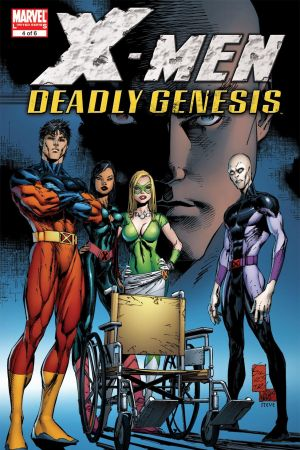 X-Men: Deadly Genesis (2005) #4