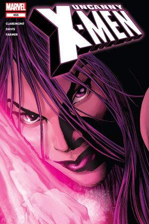 Uncanny X-Men #455