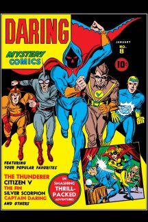 Daring Mystery Comics #8