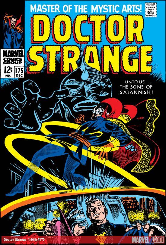 Doctor Strange (1968) #175