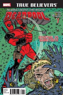 True Believers: Deadpool - Deadpool Vs. Sabretooth #1