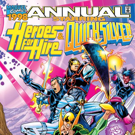 Heroes for Hire/Quicksilver Annual (1998)