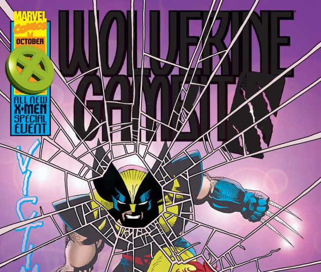 Wolverine & Gambit: Victims (1995) #2