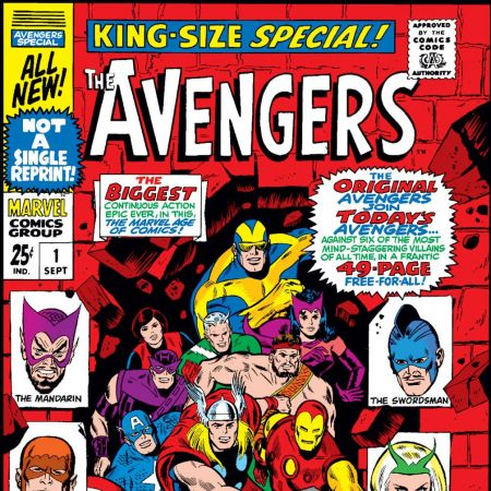 Avengers Annual (1967 - 1994)