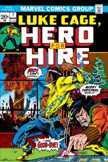 Luke Cage, Hero for Hire #7