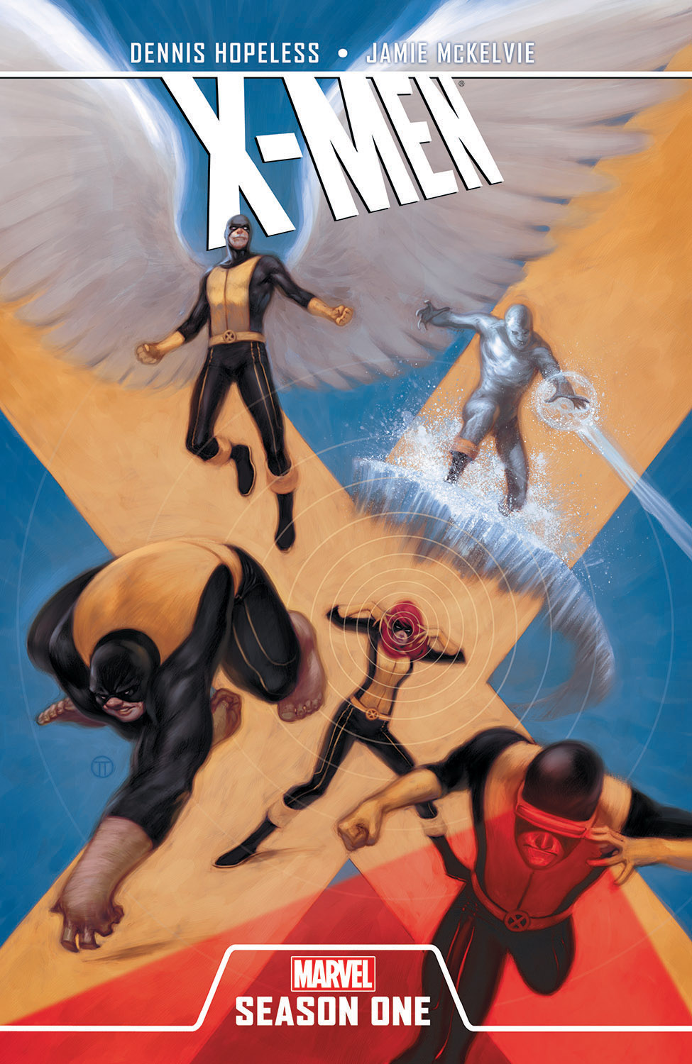 X-Men: Season One (2011) #1