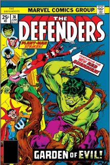 Defenders (1972) #36